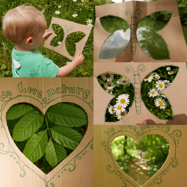 nature art frames childsplayabc nature is our playground nature art frames childsplayabc